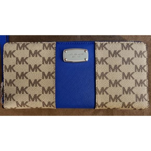 f8ea81c8710f6d MICHAEL Michael Kors Bags | Signature Center Stripe Jet Set Travel ...